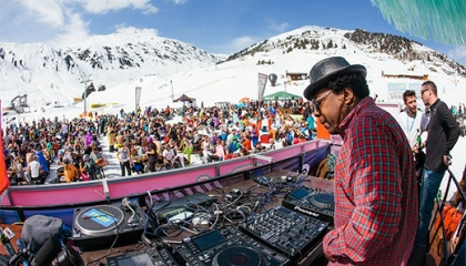 OnSTAGE Snowbombing 2016