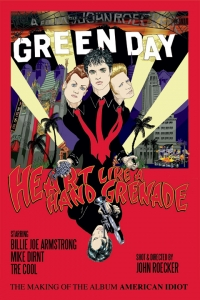 OnSTAGE: Green Day Heart Like a Hand Grenade